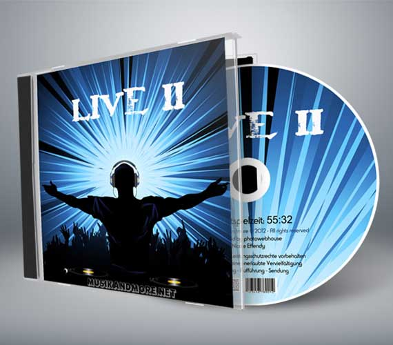 """CD1 LIVE II VOL.1"""