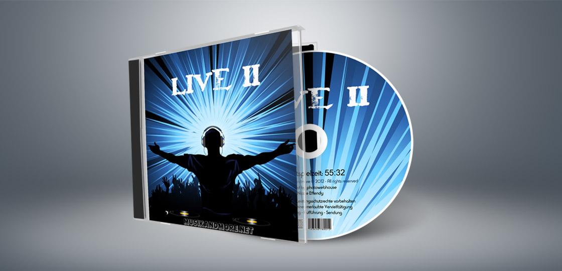 CD1-Live 2 MAM