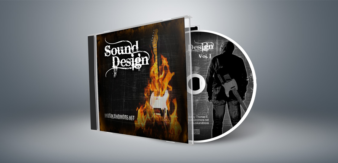 Sounddesign-cd1 MAM