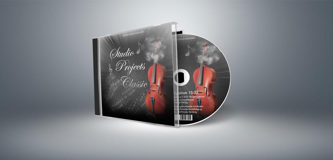 Studioprojects CD2 Vol-1