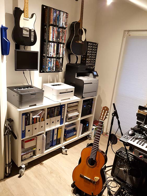 Studio-Equipment
