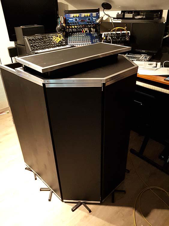 Studio-Schallabsorber-Box